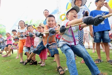 Cho trẻ một mùa hè đúng nghĩa