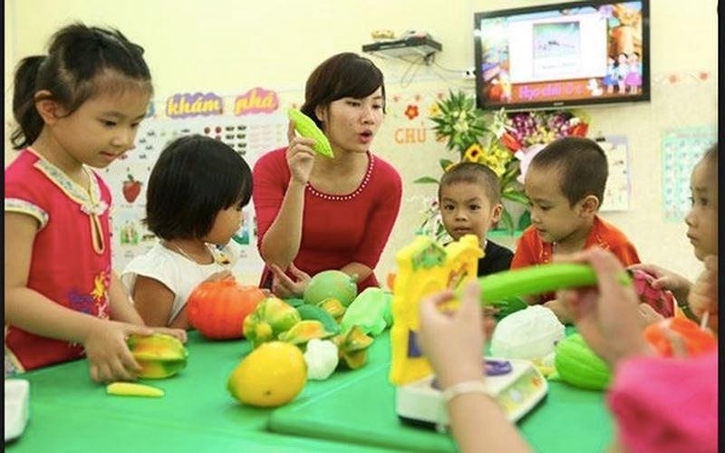 Thủ tướng phê duyệt đề án đào tạo nhà giáo, cán bộ quản lý giáo dục mầm non